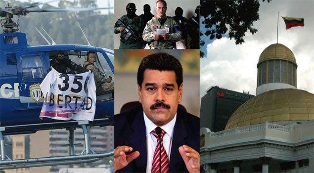 01 1 Un dictador acorralado. (talcualdigital.com)
