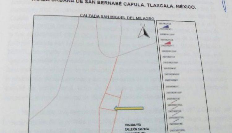 02 Fragmento del mapa Inegi, cartografía nacional, serie III, comunidades de menos de 5 mil habitantes.
