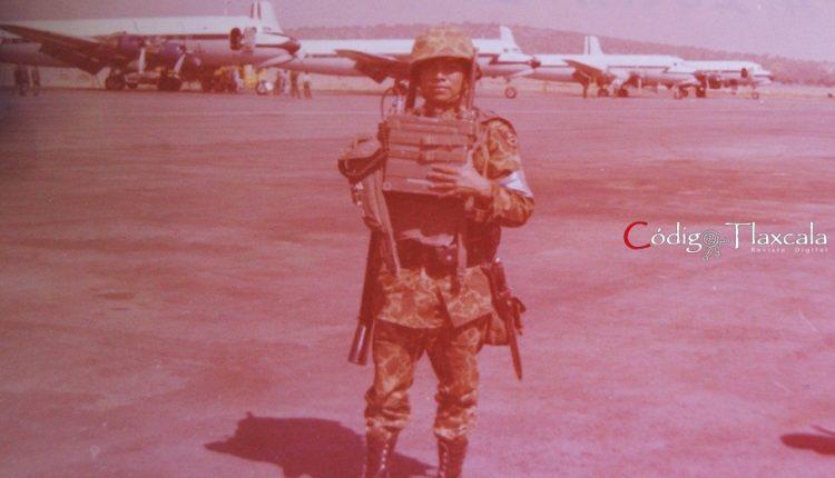 17 En base aérea de Santa Lucia, Edomex, 1980.