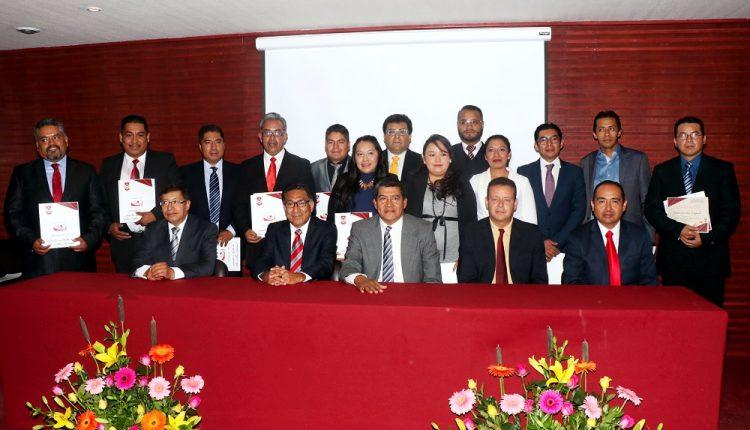 27 Egresó la primera generación de la Maestría en Gestión de Obra Pública Municipal de la UAT
