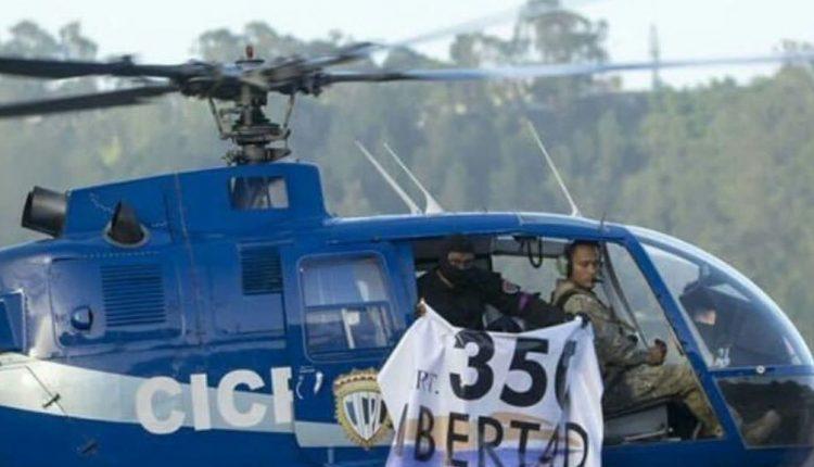 01 Hizo 15 disparos y lanzó 4 granadas; luego exigió en video renuncia de Maduro. (elespanol.com)