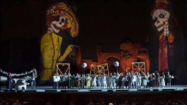 04 Escena del estreno. (Teatro Dell'Opera Di Roma)
