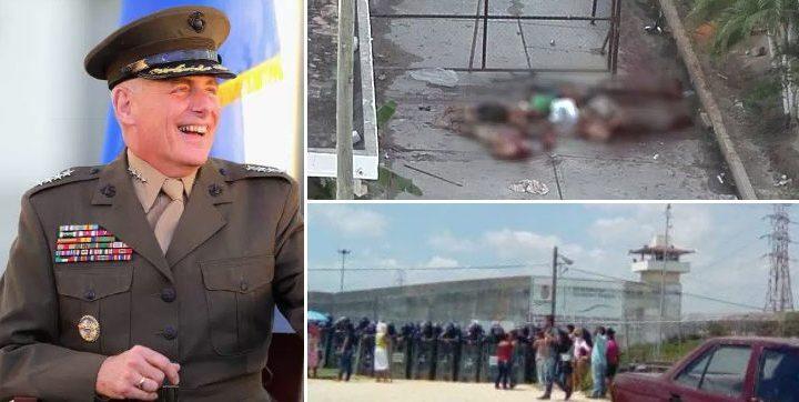 06 2 Coincidió con visita de John Kelly a estado gobernado por priista Héctor Astudillo, quien intentó ocultar la masacre. (notigodinez.com)