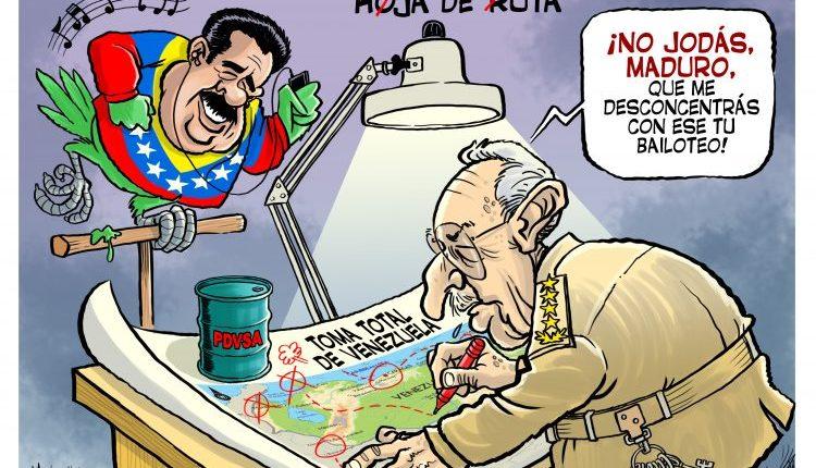 02 2 Caricatura de Manuel Guillén. (laprensa.com.ni)