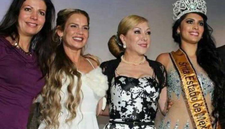 02 Niurka atestiguo coronación de Daniela Miruvska Ruiz en octubre 2016. (mvt.com.mx)
