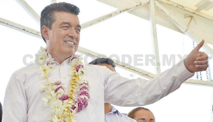 Rutilio Escandón, próximo Gobernador de Chiapas. (cuartopoder.mx)